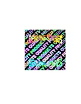 Ospac Hologram Stickers, 15 x 15 Mm, Pack of 10000