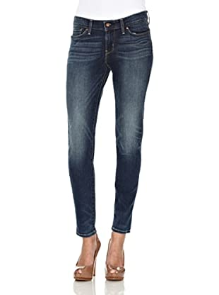 Levi´s Jeans Modern Slight Curve ID Skinny (unique blue)