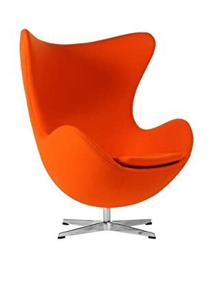 Stilnovo The Slattery Lounge Chair, Orange