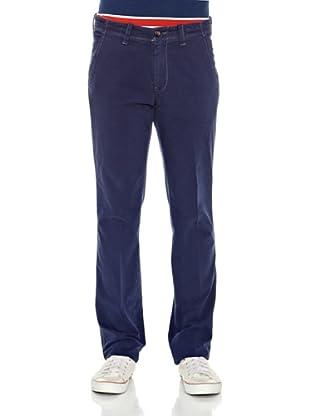 Carrera Jeans Pantalón Gabar. Stretch (Azul)