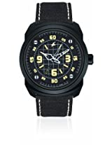 Fastrack OTS Explorer Analog Black Dial Men's Watch - 9463AL08