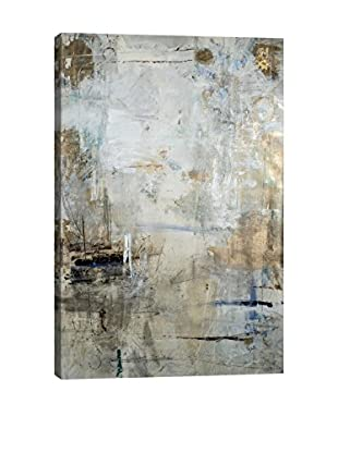 Julian Spencer Asking For White Gallery-Wrapped Canvas Print