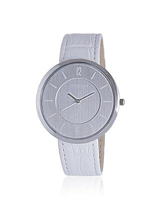 Johan Eric Women's JE5001-04-001A Vejle Analog Display Quartz White Watch