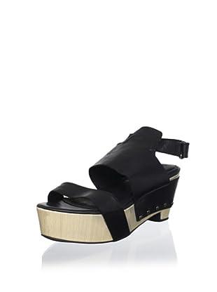 Antelope Women's Platform Sandal (Black)