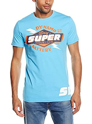 Superdry T-Shirt Manica Corta Reworked Classic