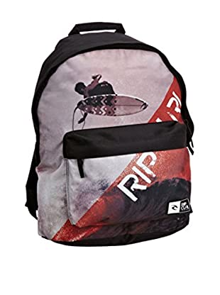 Rip Curl Mochila Curl Mens Dome Graphic Backpack (Rojo)
