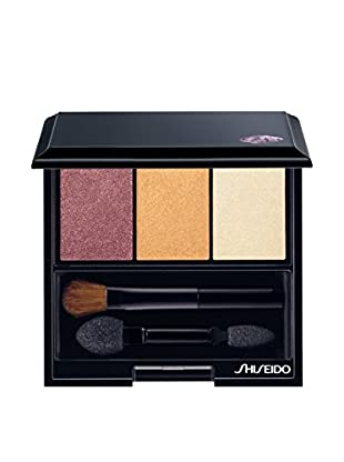 SHISEIDO Lidschattenpalette Luminizing Satin Eye Color Trio RD299 Beach Grass 3 g, Preis/100 gr: 1233 EUR