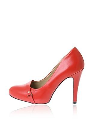 Pierre Cardin Zapatos Cassandra (Rojo)