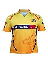 Reebok CSK Men's Premium Yellow Jersey