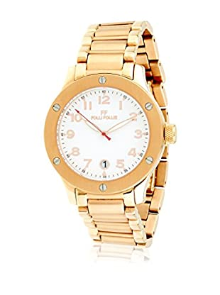 Folli Follie Reloj con movimiento Miyota Woman Ace-Ace Collection 33 mm