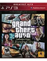 Grand Theft Auto-Episodes From Liberty City