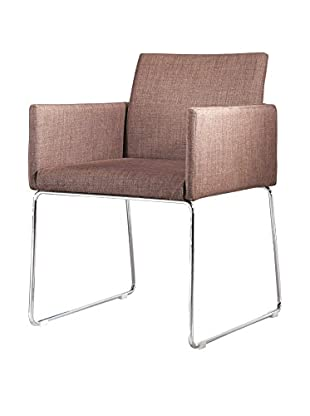 Special tables & Chairs Sessel 2er Set Cecilia braun