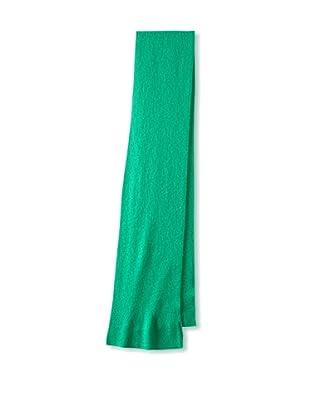 Portolano Men's Cashmere Scarf (Emerald)