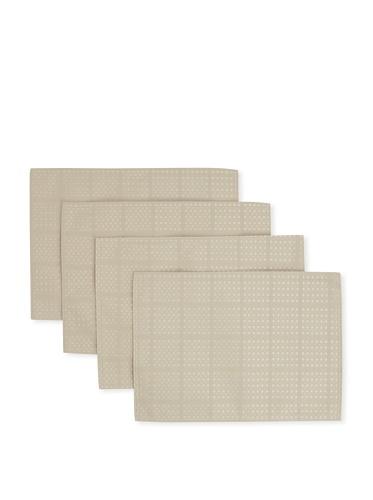 Bardwil Set of 4 Evolution Placemats (Linen)
