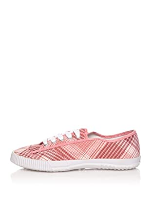 Shulong Zapatillas Shuslaker Low (Rojo)