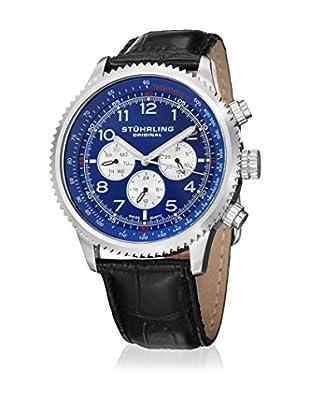 Stührling Original Uhr mit schweizer Quarzuhrwerk Man Concorso Silhouette 45.0 mm