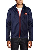 Adidas Men's Blue Training Sweatshirt