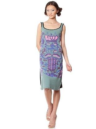 Custo Vestido Serika (Multicolor)