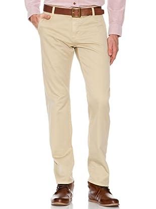 Dockers Pantalón Alpha de Color (Khaki)