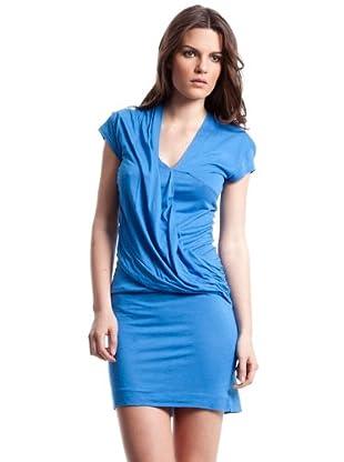 Mango Vestido (Azulón)