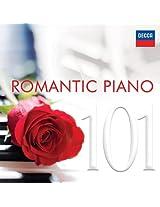 101 Romantic Piano [6 CD]