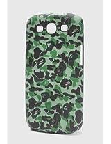 Fonokase Case for Samsung Galaxy S3 S 3 Army Series Hard Back + Screen Guard