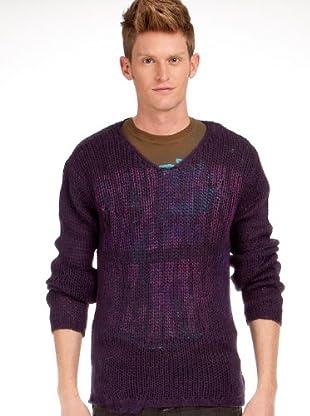 Custo Pullover Kokoli (Violett)