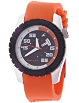Fastrack Beach Analog Multi-Colour Dial Men's Watch 3006SP04