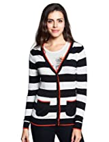 Cotton-Modal Blended Cardigan Top