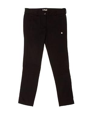 Pepe Jeans London Pantalón Britta (Negro)