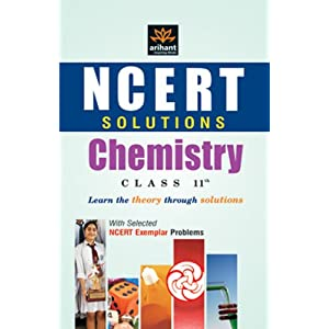 NCERT Solutions Chemistry Class 11th (Old Edition)