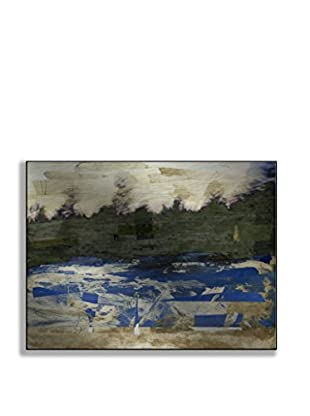 Gallery Direct Benjamin Deal Beyond Range I Artwork on Mounted Metal