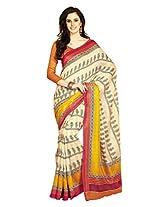 ewows Bhagalpuri Style E7501A Saree