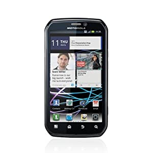 Motorola Photon 4G MB855 Android mobile (Black)