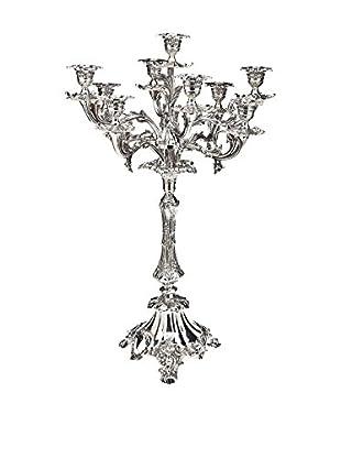 Godinger Candelabra, Silverplate