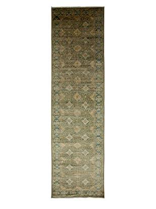 Darya Rugs Khotan Oriental Rug, Lime, 2' 7