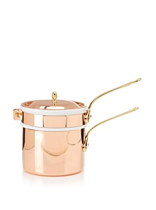 Ruffoni Cremeria Collection Copper Bain-Marie with Lid