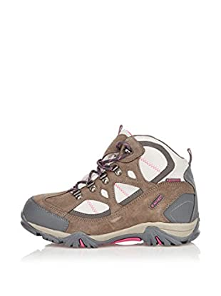 Hi-Tec Outdoorschuh Renegade Trail WP JR braun/pink EU 37