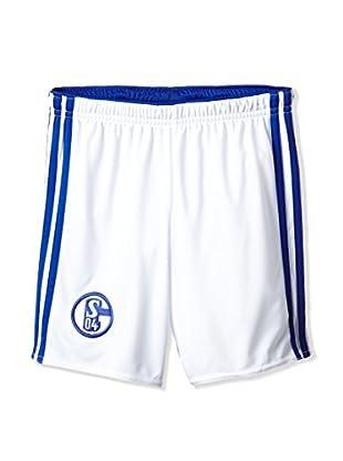 adidas Trainingsshorts Fc Schalke 04 Short Home 2014/2015 Kids