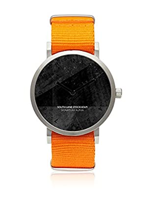 South Lane Reloj de cuarzo Unisex South Lane Signature Alpha Soft Orange 40 mm