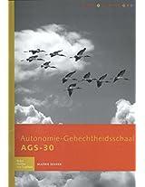 Autonomie Gehechtheidsschaal AGS-30: Handleiding