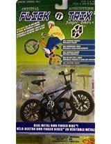 Flick Trix Finger Bikes: Huffy- Black