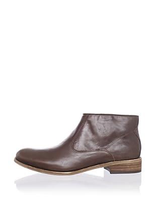 Dolce Vita Women's Elleta Bootie (Brown Leather)
