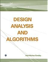 Design Analysis and Algorithms