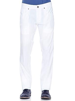 Guess Pantalón Clásico (Blanco)