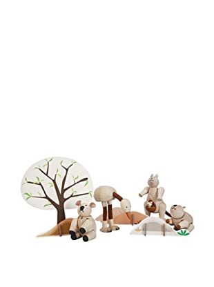 PlanToys Planimal Australia Series Play Set