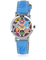 Aw100025 Blue/Multi Analog Watch Disney