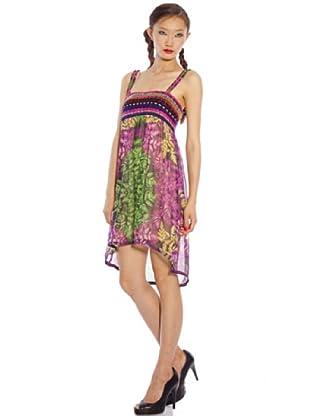 Custo Barcelona Kleid Mush (Mehrfarbig)