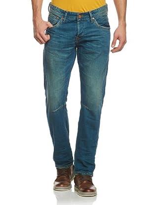Tom Tailor Pantalón Tivoli (Azul medio)