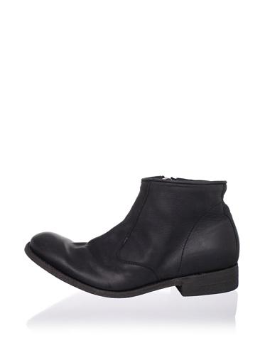 JD Fisk Men's Drew Boot (Black)